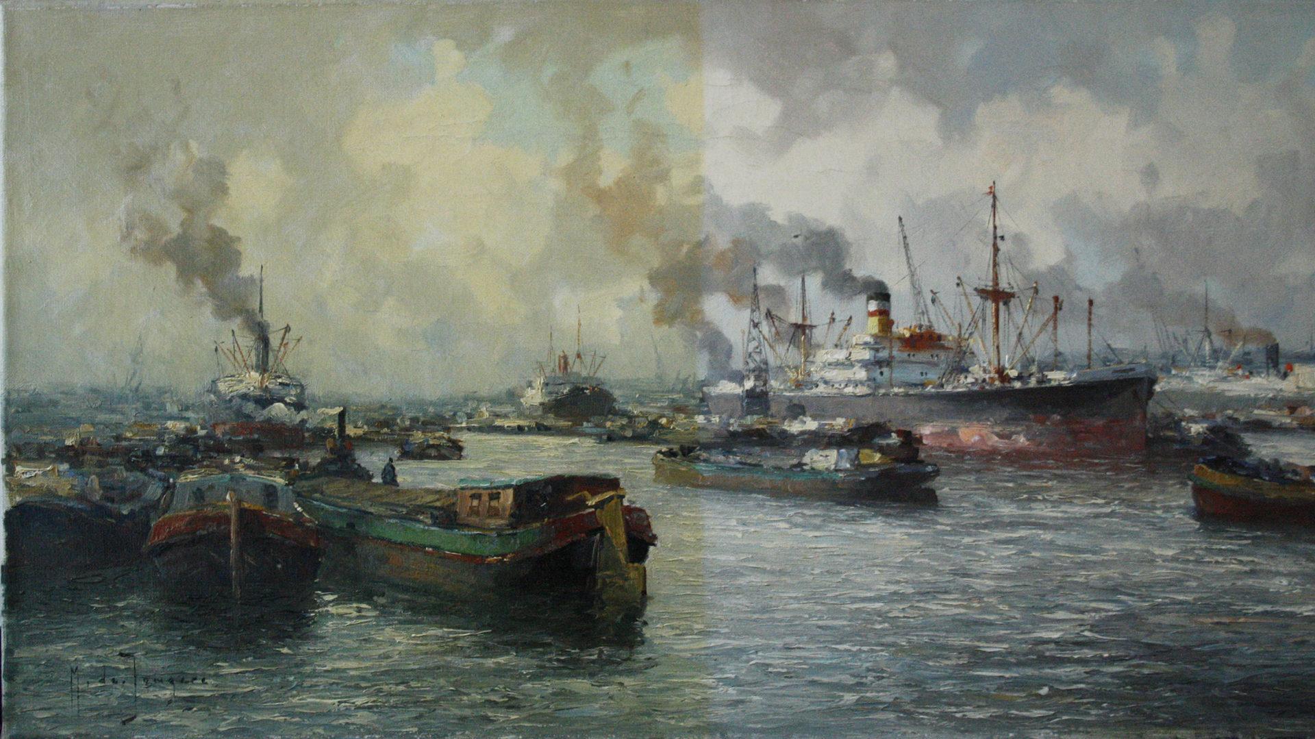 Jitske van Groenland Kunstrestauraties
